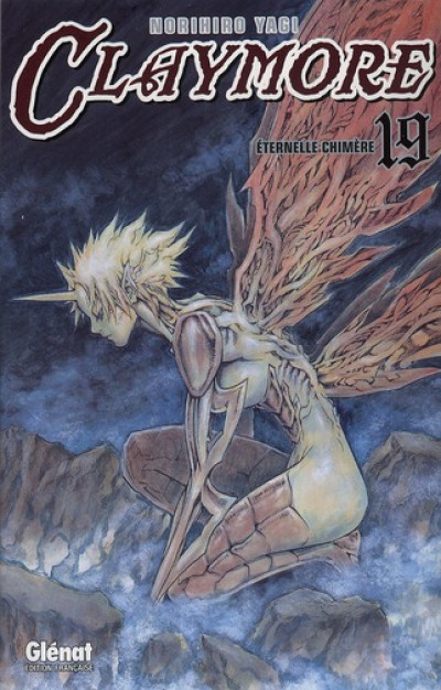 Couverture Claymore tome 19