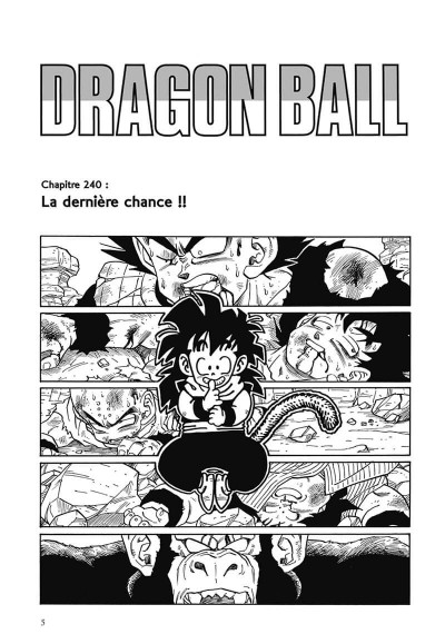 Page 6 dragon ball tome 17 - perfect édition