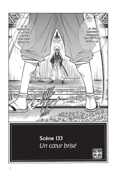 Page 8 Kenshin le vagabond - perfect édition tome 13