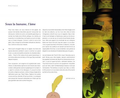 Page 3 Titeuf le film ; coffret art book