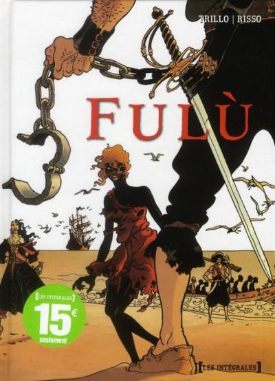 Couverture Fulu  tome 1 à tome 5