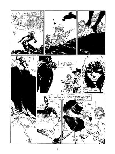 Page 3 Fulu  tome 1 à tome 5