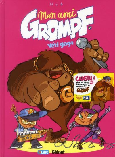 image de mon ami Grompf tome 7 - Yéti Gaga