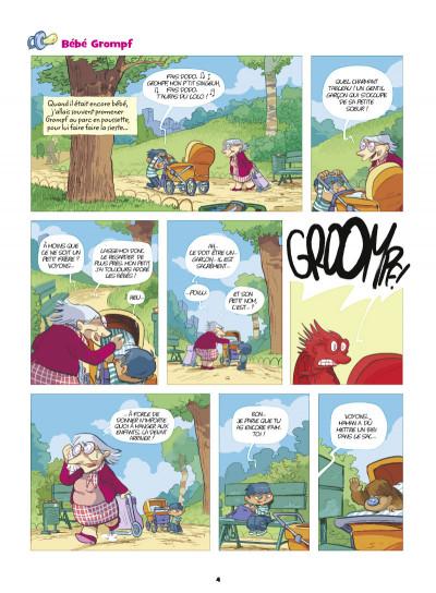Page 2 mon ami Grompf tome 7 - Yéti Gaga
