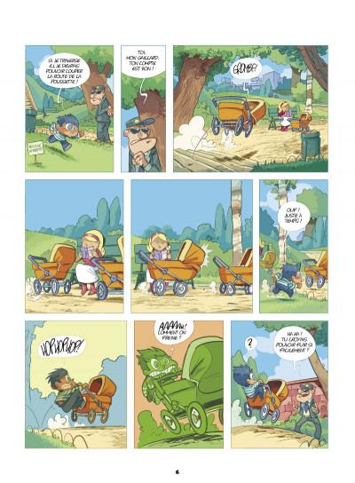 Page 4 mon ami Grompf tome 7 - Yéti Gaga
