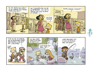 Page 1 Tiburce tome 2 - en roue libre
