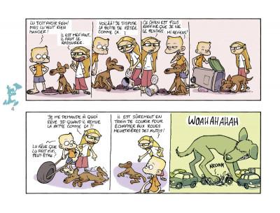 Page 2 Tiburce tome 2 - en roue libre