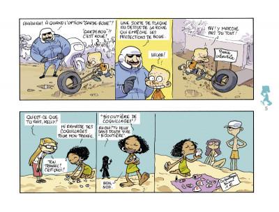 Page 3 Tiburce tome 2 - en roue libre