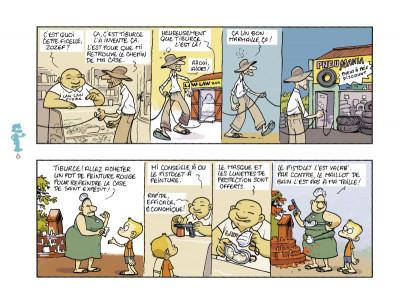Page 4 Tiburce tome 2 - en roue libre