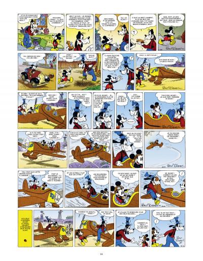 Page 1 l'âge d'or de Mickey Mouse T.1 - 1936-1937 - Mickey et l'île volante et autres histoires