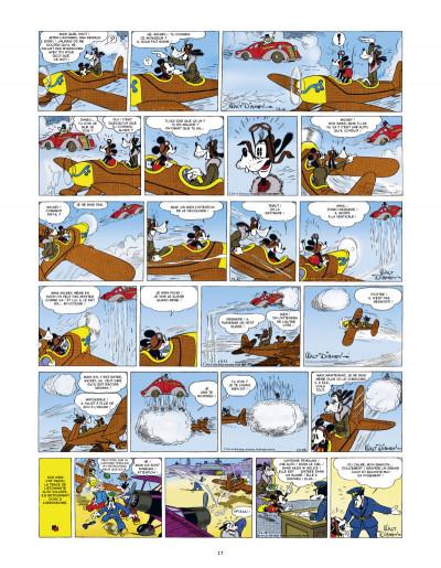 Page 3 l'âge d'or de Mickey Mouse T.1 - 1936-1937 - Mickey et l'île volante et autres histoires