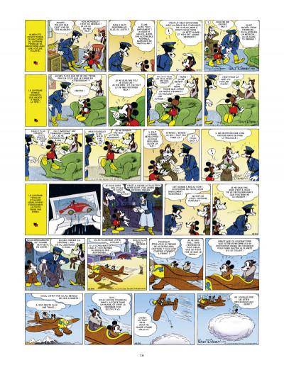 Page 4 l'âge d'or de Mickey Mouse T.1 - 1936-1937 - Mickey et l'île volante et autres histoires