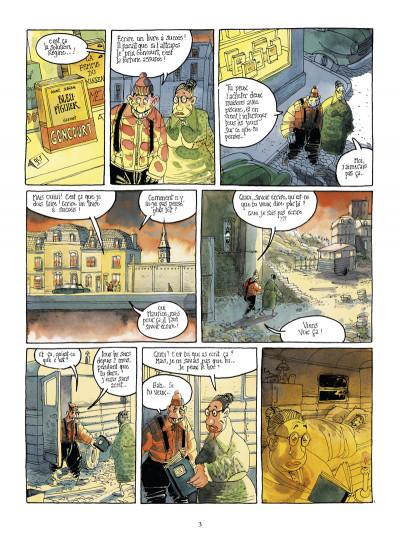 Page 1 les poissart tome 2 - pauvres mais fiers