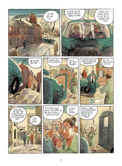 Page 2 les poissart tome 2 - pauvres mais fiers