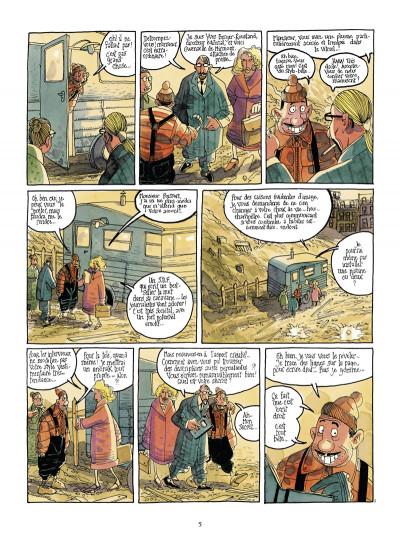 Page 3 les poissart tome 2 - pauvres mais fiers