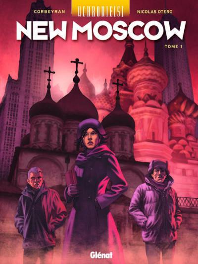 image de uchronie(s) - New Moscou tome 1