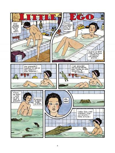 Page 3 little ego (édition 2011)