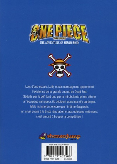Dos one piece - dead end tome 1