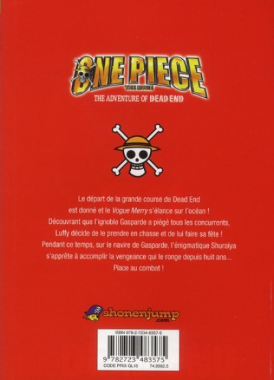 Dos one piece - dead end tome 2