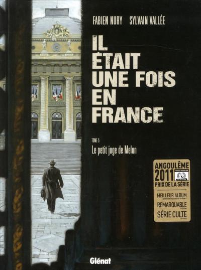 Couverture Il était une fois en France tome 5