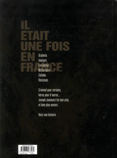 Dos Il était une fois en France tome 5