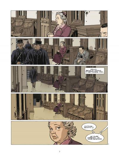 Page 1 Il était une fois en France tome 5
