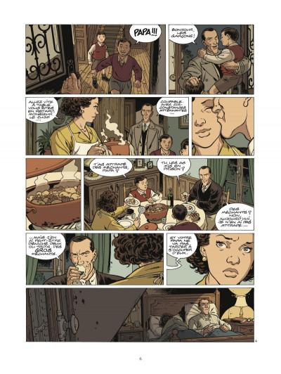 Page 4 Il était une fois en France tome 5