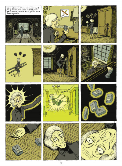 Page 3 ma vie posthume tome 1 - ne m'enterrez pas trop vite