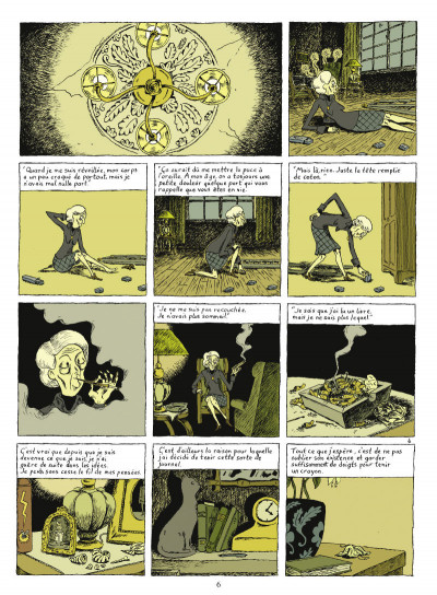 Page 4 ma vie posthume tome 1 - ne m'enterrez pas trop vite