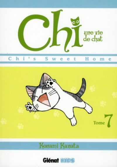 Couverture Chi - une vie de chat tome 7