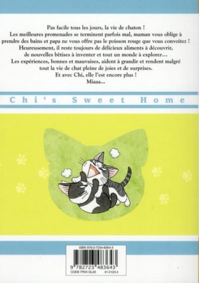 Dos Chi - une vie de chat tome 7