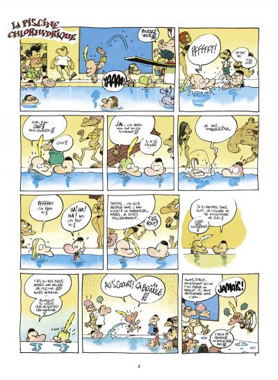 Page 2 Titeuf tome 5 - et le derrière des choses