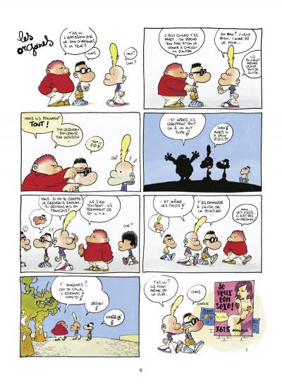 Page 4 Titeuf tome 7 - le miracle de la vie