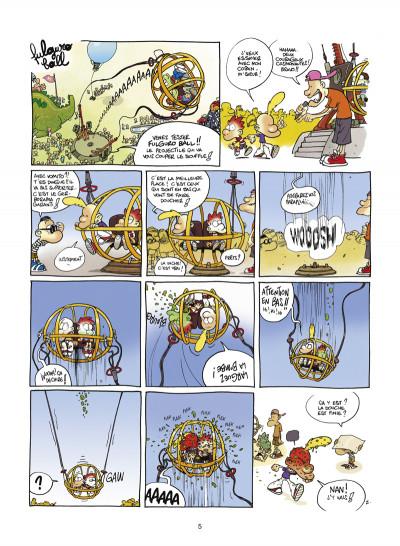 Page 3 Titeuf tome 9 - la loi du préau