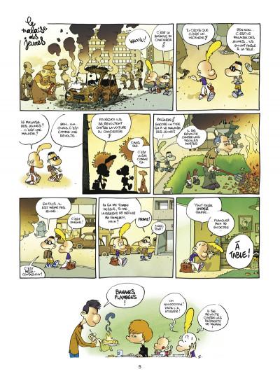 Page 3 Titeuf tome 11 - mes meilleurs copains
