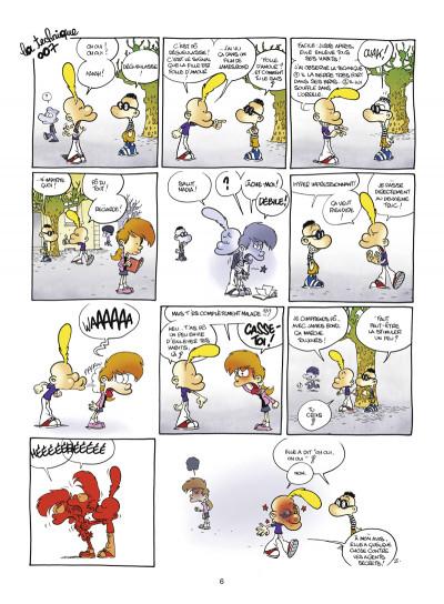 Page 4 Titeuf tome 11 - mes meilleurs copains
