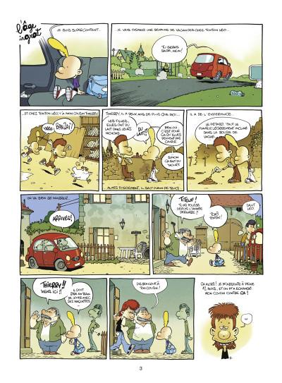 Page 1 Titeuf tome 12 - le sens de la vie