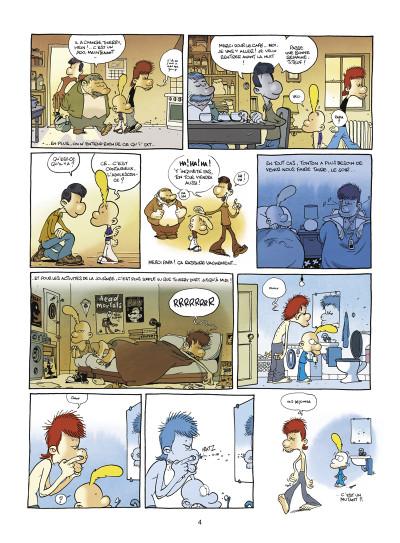 Page 2 Titeuf tome 12 - le sens de la vie
