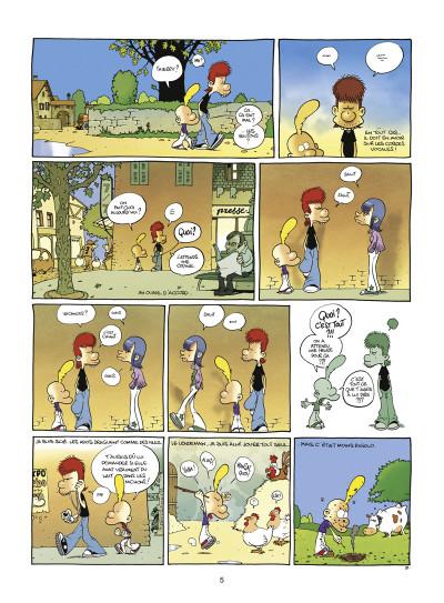 Page 3 Titeuf tome 12 - le sens de la vie