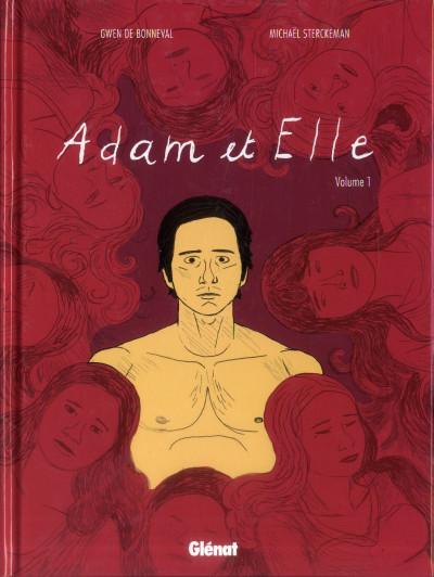 Couverture Adam et elle tome 1