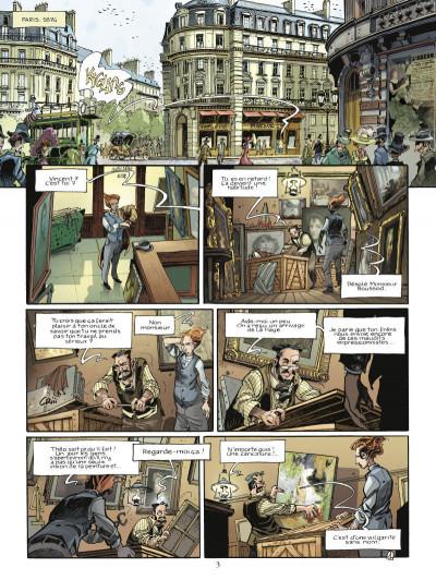 Page 1 chimère(s) 1887 tome 2 - dentelles écarlates