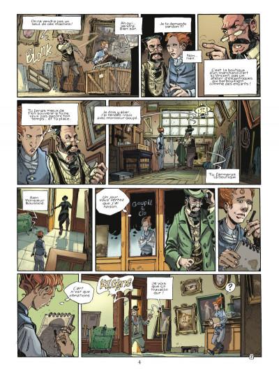 Page 2 chimère(s) 1887 tome 2 - dentelles écarlates
