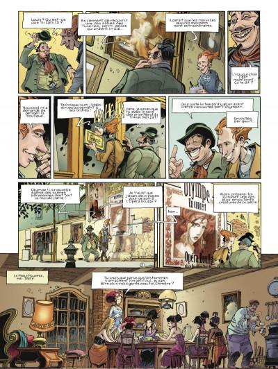 Page 3 chimère(s) 1887 tome 2 - dentelles écarlates