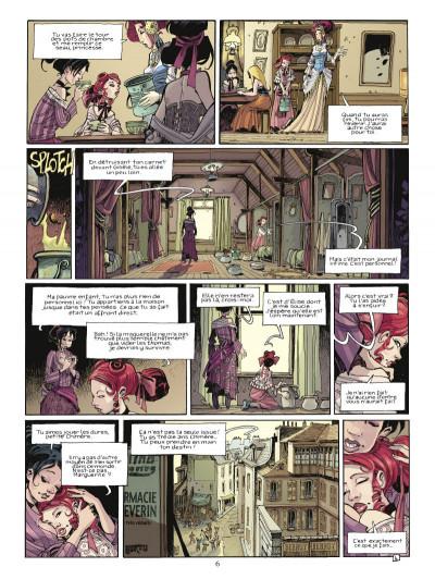 Page 4 chimère(s) 1887 tome 2 - dentelles écarlates