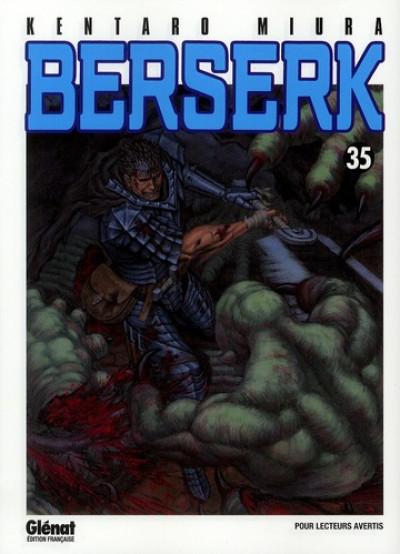 image de berserk tome 35