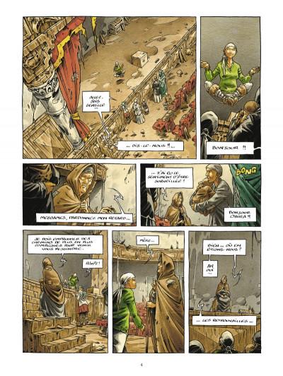 Page 2 la cité de l'arche tome 3 - lumière morte, lumière vive