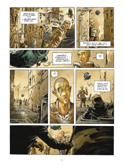 Page 4 la cité de l'arche tome 3 - lumière morte, lumière vive