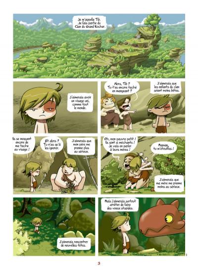 Page 1 Tib et Tatoum tome 1