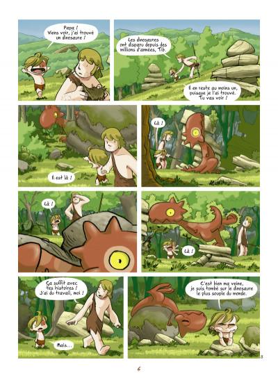 Page 4 Tib et Tatoum tome 1