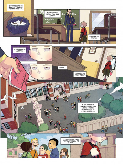 Page 3 mytho tome 1 - connais toi toi-même